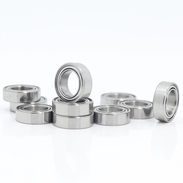 MR106zz Bearing 6*10*3 mm ( 10 PCS ) ABEC 5 Miniature MR106 Z ZZ High Precision MR106Z Ball Bearings