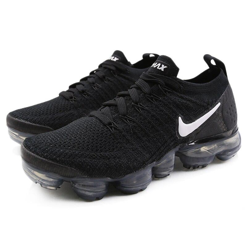 nike air vapormax flyknit 2 - women's running shoes black