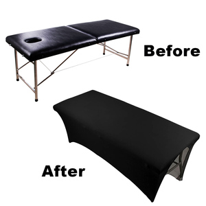 Image 5 - ラッシュ枕ヘッドレストネックサポートまつげ枕とまつげエクステンション弾性シートベッドカバーメイクサロングラフトラッシュサロン