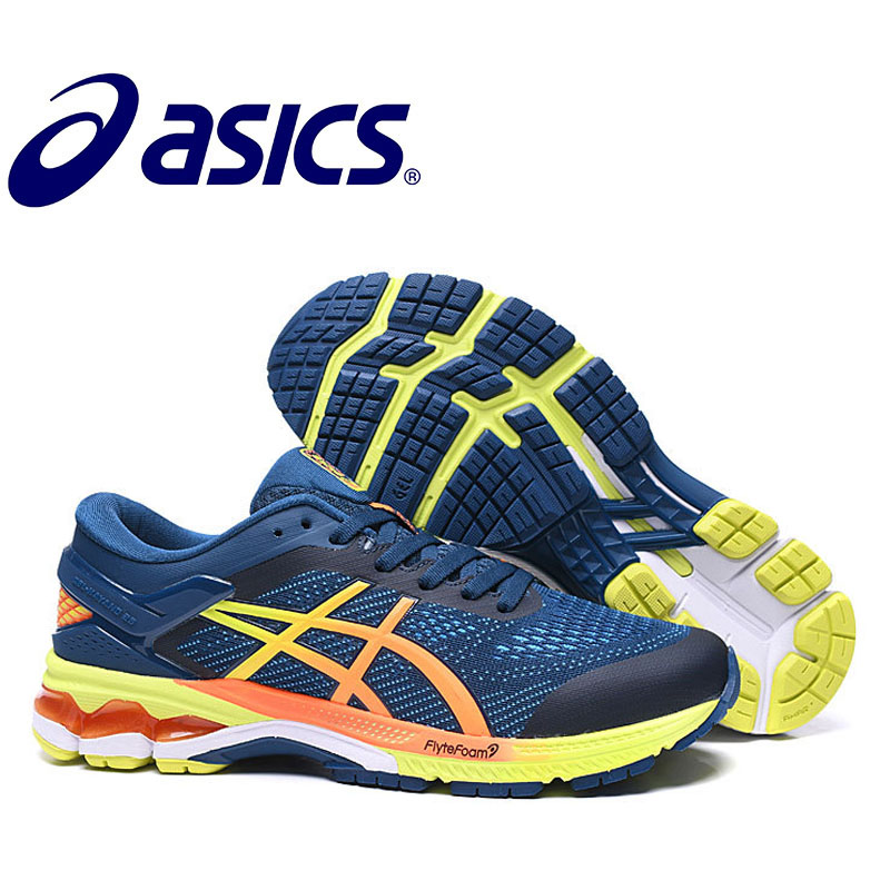2019 Original Men's Asics Running Shoes New Arrivals Asics Gel-Kayano 26 Men's Sports Shoes Size Eur 40-45 Asics Gel Kayano 26