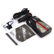 16 Band Xrs 9880 Анти радар автомобильный детектор 360 градусов светодиодный дисплей спидометр