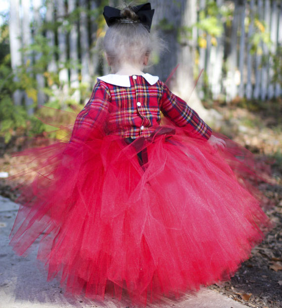 Unicorn Girl long Tutu black Skirt Lovely Princess Girls Birthday Party Skirts Photos ball gown costume clothing invory 5