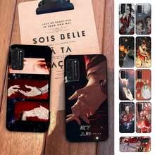 Coque de téléphone de style chinois, esthétique, pour Huawei Honor 8 9 10 5A 30 20 pro lite 8X 8C