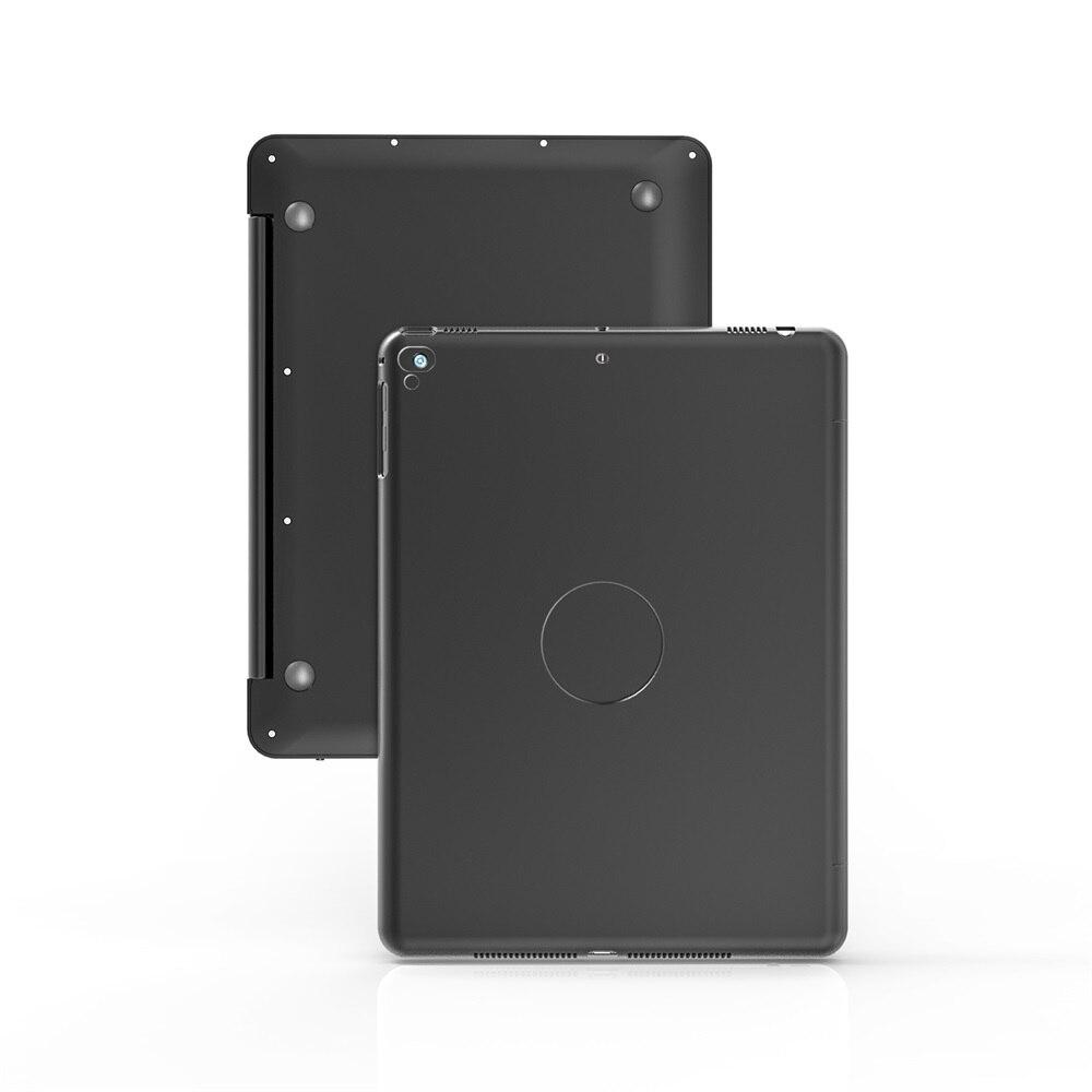 F19B Wireless BT Keyboard Case Smart Keyboard Case Flip Cover for iPad Air 1 2 5 6 Pro 9.7