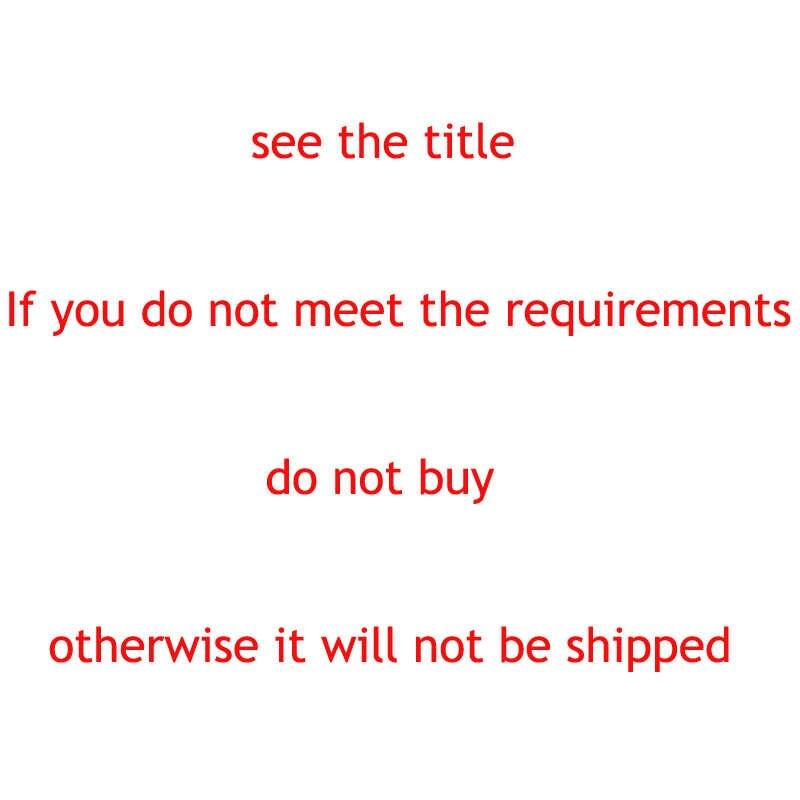 พิเศษ link,สำหรับหลังจาก-ขาย,อย่า,othersize we don't ส่ง