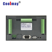 цена на Manufacture 5 inch 800*480 pixels 12do relay outputs rs485 port hmi plc with touch control