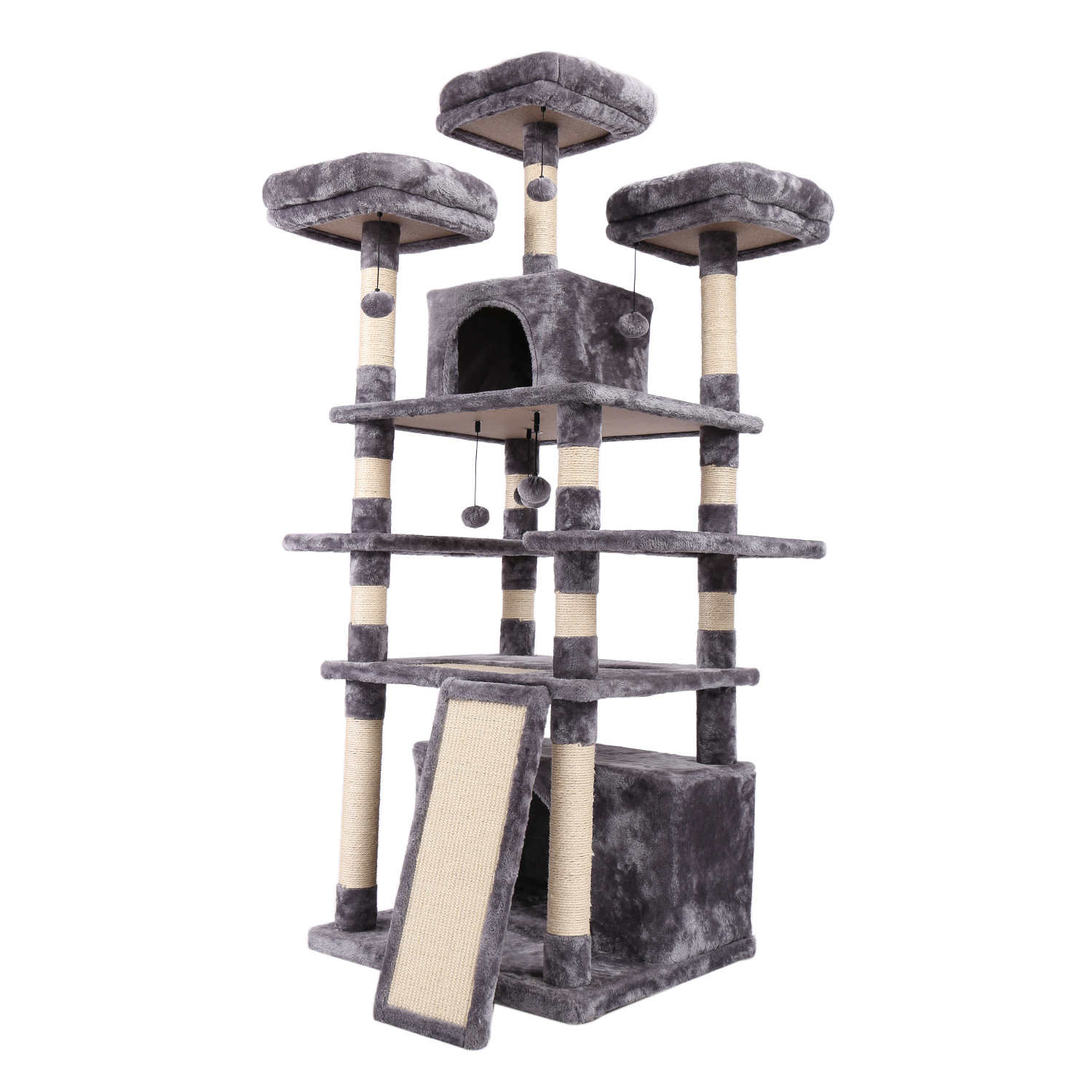 Domestic Delivery <font><b>Cat</b></font> Luxury Furniture <font><b>Pet</b></font> <font><b>Cat</b></font> <font><b>Tree</b></font> <font><b>Tower</b></font> Climbing Shelf <font><b>Cat</b></font> Furniture Scratching Post image