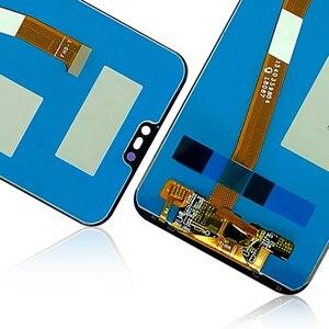 "Image 5 - Tela de 5.84 ""para huawei p20 lite, display lcd para huawei p20 lite tela ANE LX1 ANE LX3 nova 3e lcd peças de montagem"