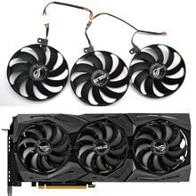 Ücretsiz kargo 88mm T129215SU grafik kartı soğutucu ASUS ROG STRIX-GeForce RTX 2080 2080 Ti oyun RTX2080 RTX2080Ti Fan