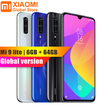 Global Versie Xiao Mi Mi 9 Lite 6 Gb Ram 64 Gb Rom 6.39 Inch Nfc Mobiele Telefoon Snapdragon 710 snel Opladen 4030 Mah Smartphone