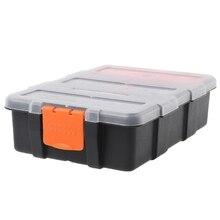 Hardware Box Transparent Multifunctional Storage font b Tool b font font b Case b font Plastic