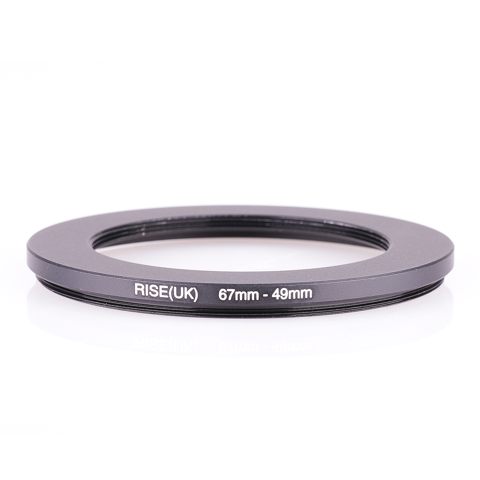 RISE(UK) 67mm-49mm 67-49 Mm 67 To 49 Step Down Filter Ring Adapter
