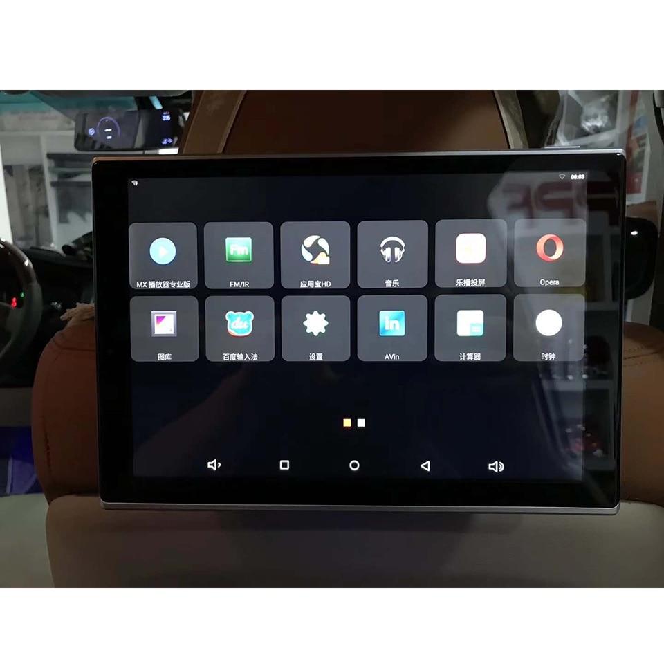 Android 7.1 OS 11,8 Zoll Auto TV Bildschirm Für Mazda Beste Auto Kopfstütze Video Spieler Rückansicht DVD Monitor Unterstützung Verschiedene format - 2