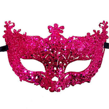 New Fashion Luxury Venetian Masquerade Mask Women Girls Sexy Fox Eye Mask For Fancy Dress Christmas Halloween Party 13