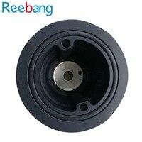 Reebang For Mitsubishi Pajero Crankshaft Pulley V63 V65 V73 V75 6G72 G674 MD368825 MD378453 MD377380