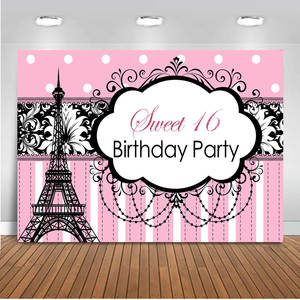 Eiffel Tower Party Decorations Ideas from ae01.alicdn.com