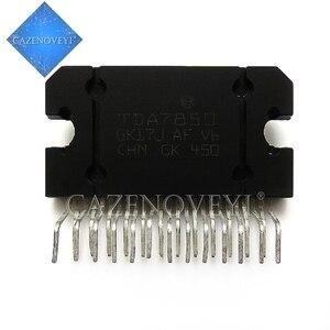Image 1 - 1 قطعة/الوحدة تستخدم TDA7850 7850 البريدي 25 في الأسهم