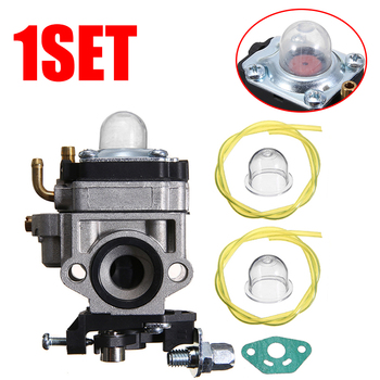 10mm Carburetor Cutter Carb Strimmer Hedge Trimmer Chainsaw Brush Cutter for Various Carburetor Chainsaw Spare Parts carburetor for oleo mac sparta 35 36 37 38 40 43 44 chainsaw carb strimmer carburettor brushcutter carby asy repl emak parts