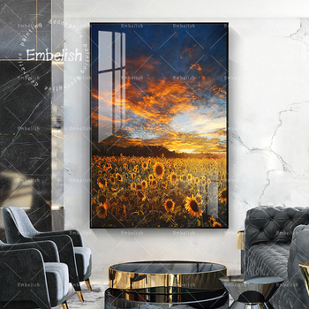 1 sztuk streszczenie niebo chmura słoneczniki krajobraz HD druk na płótnie obrazy olejne nowoczesne dekoracje do domu plakaty HD obrazy na płótnie tanie i dobre opinie CN (pochodzenie) Wydruki na płótnie Pojedyncze PŁÓTNO Wodoodporny tusz bez ramki H-1267 Malowanie natryskowe Prostokąt poziomy