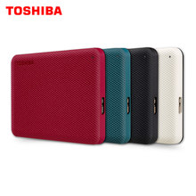 Toshiba – disque dur externe Portable V10, USB 3.0, 2.5 pouces, avec capacité de 2 to, 4 to, 2.5 to, pour ordinateur Portable, nouveauté