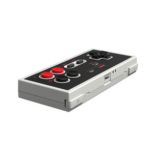 Image 3 - 8Bitdo N30 Bluetooth controller NS version Gamepad for Switch Online Game Support Turbo