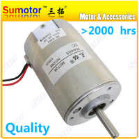 R4468 2400rpm 12V 24V 5000rpm High speed Electric DC motor Durable Reversible variable HIGH Quality DIY Scooter motor Polishing