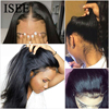 Isee hair straight lace front wigs