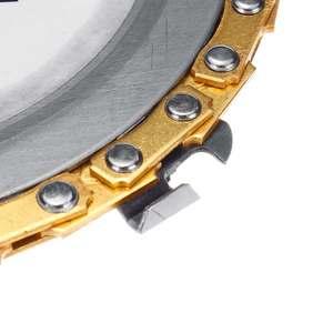 Image 5 - נגרות גאדג טים 125mm/115mm זווית טחינת שרשרת צלחת גלגל עץ גילוף זווית מטחנות שרשרת דיסק עבור זווית מטחנות