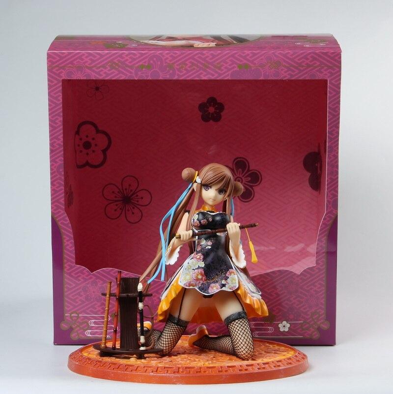 Alphamax Skytube Chun Mei Jin Lian T2 Art Girls TONY Sexy Girls Anime PVC Action Figures Toys Anime Figure Toys For Kids Gifts