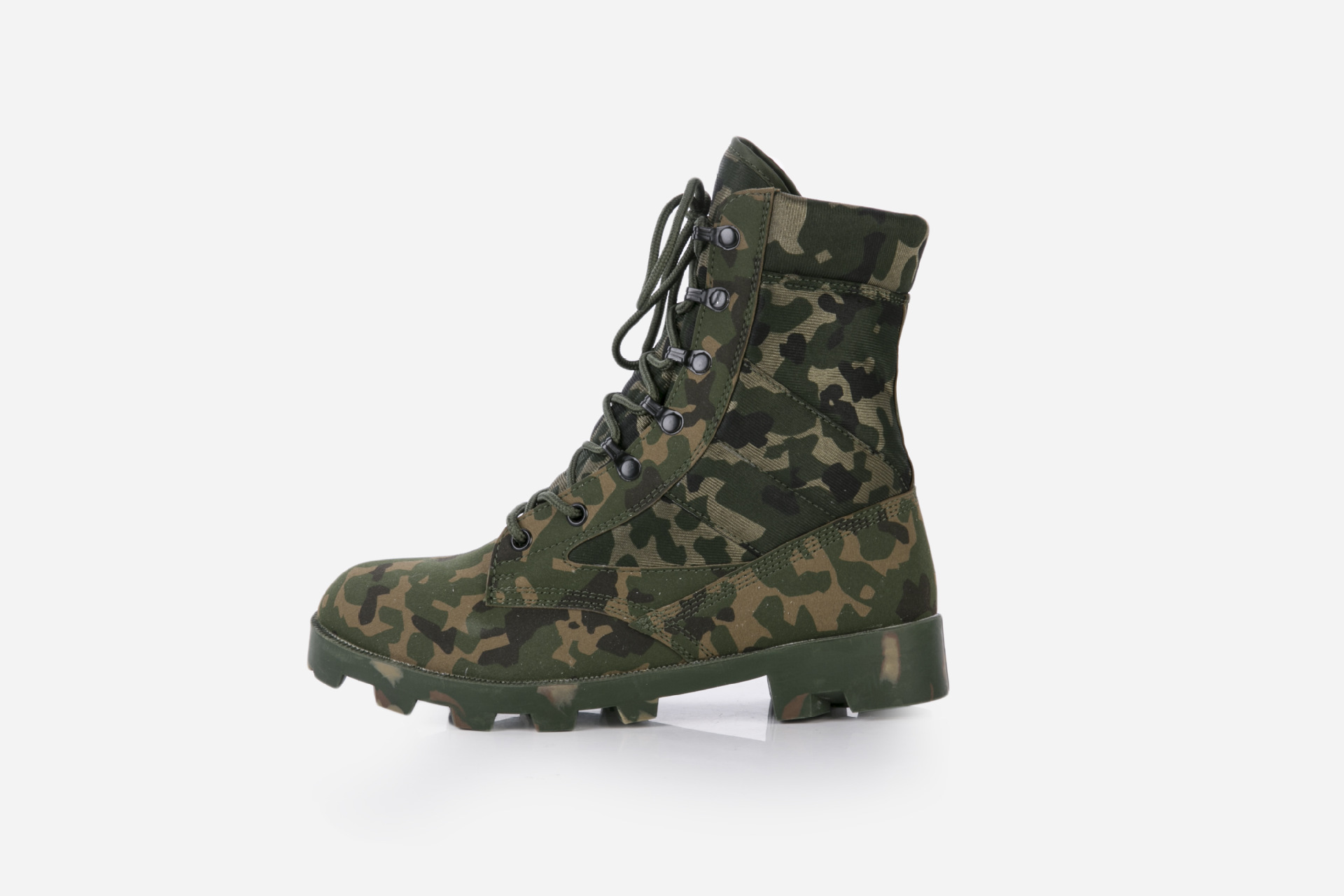 Manufacturers Promotional Camouflage Hight-top Combat Boots Ultra-Light Boots Camouflage Outdoor Training Boots Delta Hight-top