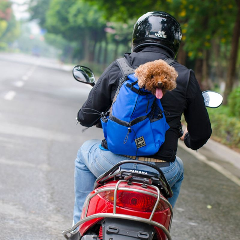 Drawstring Backpack Vehicle Motorcycle Biker Rucksack