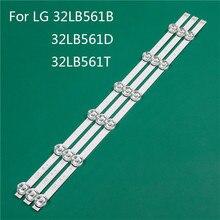 A substituição conduzida da peça da iluminação da tevê para lg 32lb561b zc 32lb561d dc 32lb561t tc conduziu a linha régua drt3.0 32 a b da tira da luz de fundo da barra