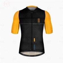 Maillot de cyclisme de l'équipe professionnelle, respirant, vêtements courts de vélo, vtt, été, 2021