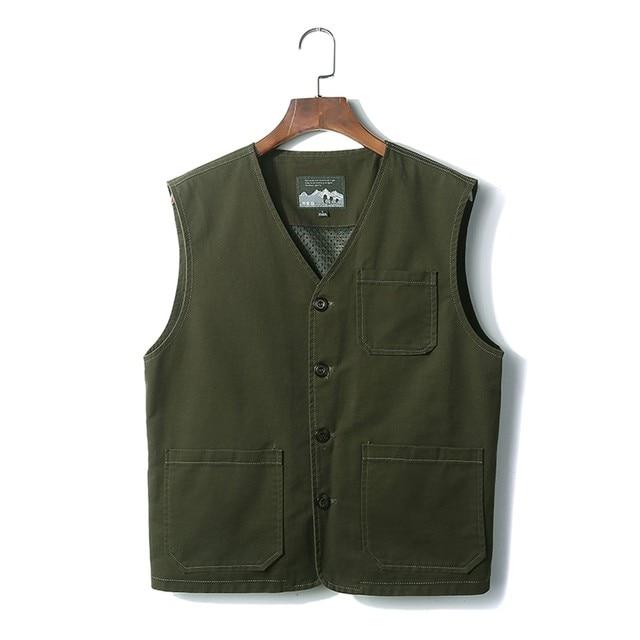 Men's Jean Jacket Japanese Harajuku Vest Fashion Men's New Fashion Denim Vest Casual Cowboy Jacket In Shoulder Blouse#g3 1