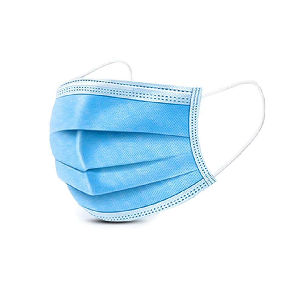 10/20/50/100Pcs 3 Layers Anti-Dust Dustproof Disposable Masks Earloop Face Mouth Masks Facial Protective Cover Masks