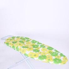 Тканевый чехол для гладильной доски, защитный пресс для утюга, складной, 140*50 см, ультра толстый, сохраняющий тепло, из фетра, глажка, легкая, подходит для дома
