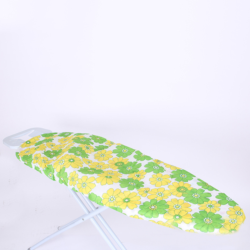 Fabric Ironing Board Cover Protective Press Iron Folding 140*50cm Ultra Thick Heat Retaining Felt Ironing Easy Fitted For Home