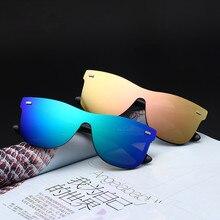 Брендовые винтажные очки для вождения, мужские очки без оправы, квадратная рамка, для путешествий, плоская панель, линзы для мужчин и женщин, Oculos Gafas