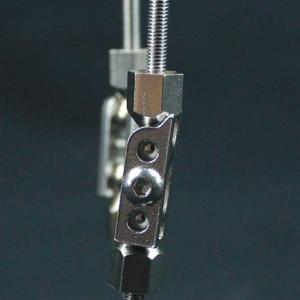 Image 2 - وصلة كروية من الفولاذ المقاوم للصدأ مع ثقب M3 مترابطة