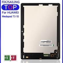 "New 9.6"" Lcd For Huawei Mediapad MediaPad T3 10 AGS-L03 AGS-L09 AGS-W09 T3 LCD display touch screen digitizer assembly(China)"