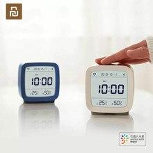 Nuovo youpin Cleargrass Allarme Bluetooth Orologio intelligente di Controllo di Umidità di Temperatura del Display Schermo LCD Regolabile Nightlight