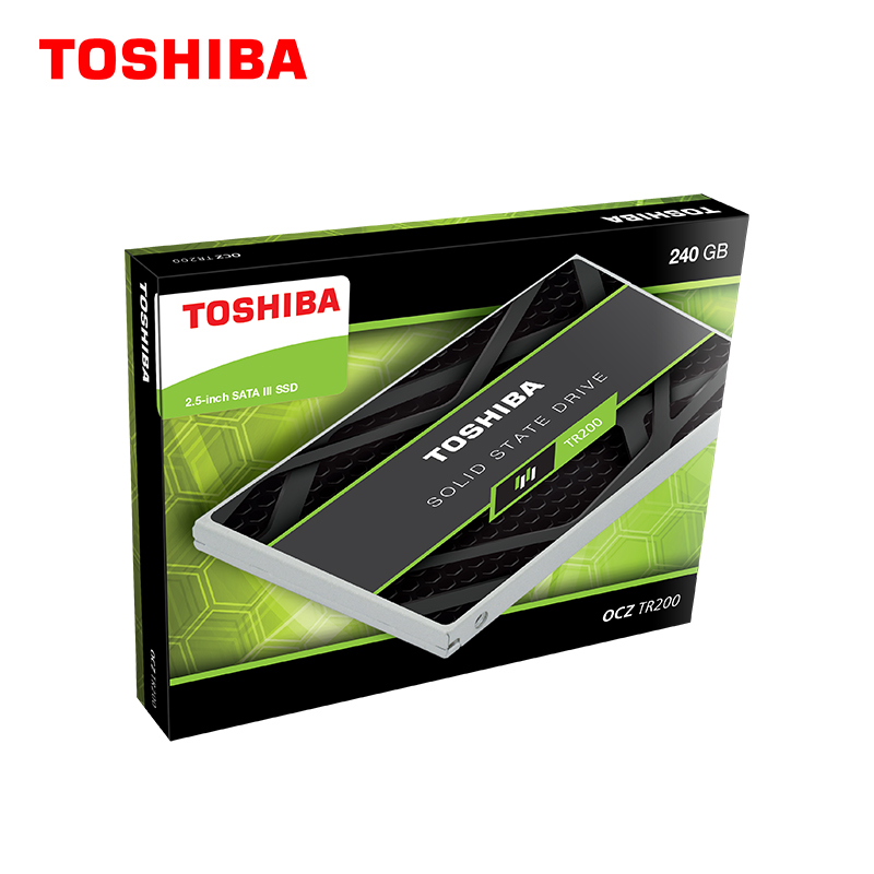 Toshiba TR200 Solid State Drive series memory hdd <font><b>2.5</b></font> <font><b>SATA</b></font> 3 <font><b>SSD</b></font> 960Gb 480Gb 240Gb Sata3 Internal <font><b>SSD</b></font> drives for Laptops PC image