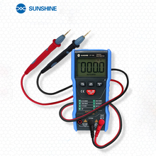 Sunshine DT-19N mini intelligent digital multimeter for mobile phone current and voltage resistance detection