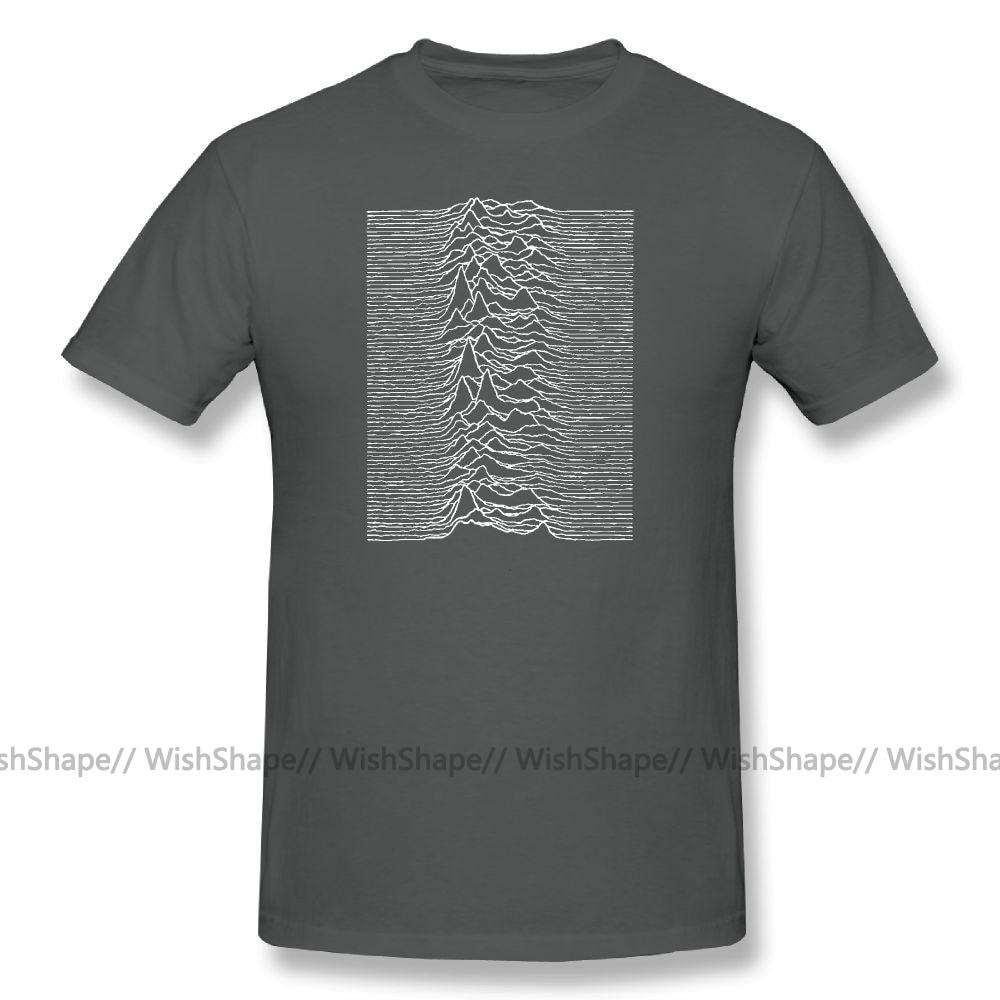 Image 3 - Joy Division T Shirt Unknown Pleasures   Joy Division Music Tee Shirt Summer Men T Shirts Fashion Graphic T Shirt Funny TshirtT-Shirts   -