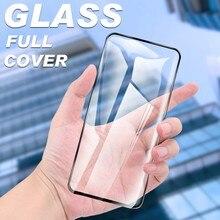 Capa completa de vidro protetor para vivo y31 2021 y20 y20s y20i y30 y30i u10 u20 x50 filme protetor de tela de vidro temperado