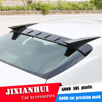 For Camry ROOF Spoiler 2018-2019 Toyota Camry RCK ROOF Spoiler ABS plastic Material Car Rear Wing Color Rear Spoiler