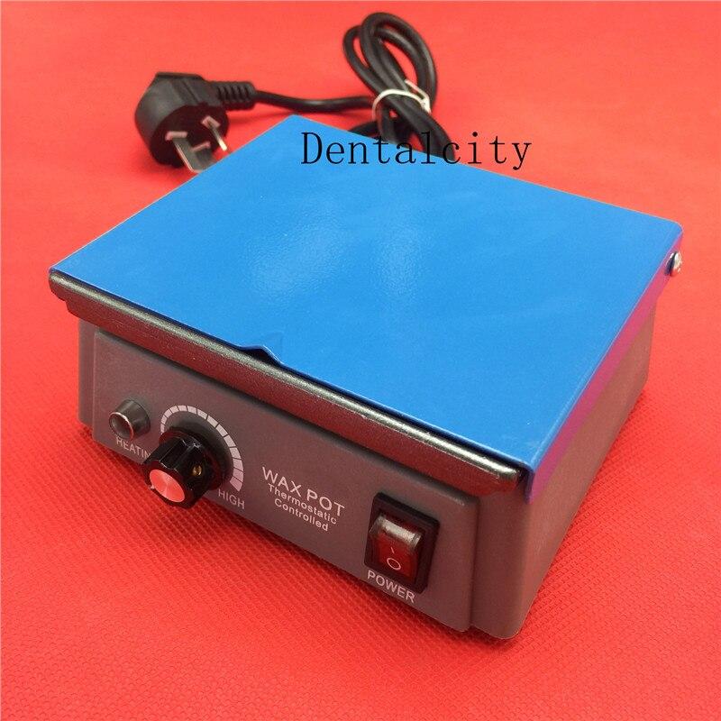 aquecimento analógico pote de imersão equipamento de laboratório dental