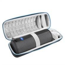 Bolsa de armazenamento caso de transporte caixa de viagem para-logitech ue boom 3 alto-falante bluetooth m5te
