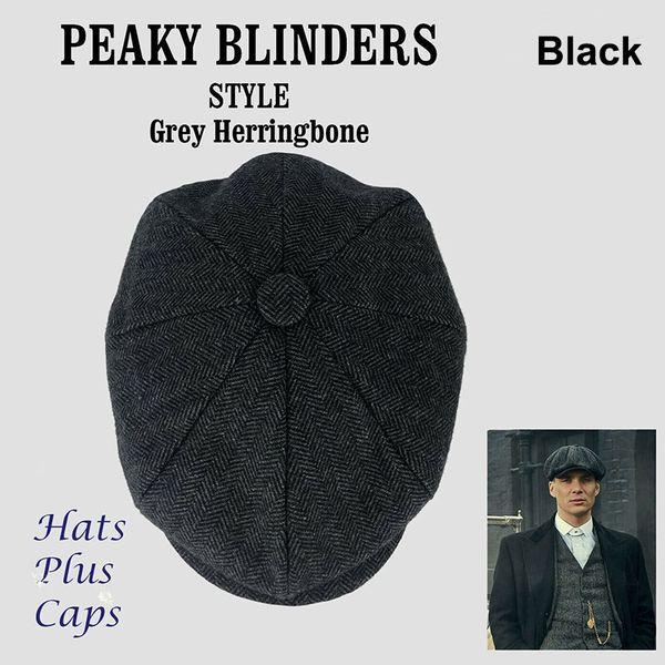 New plaid beret hat classic retro newsboy hats men and women universal cap outdoor leisure sports sun caps 8