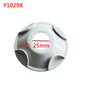 Image 3 - 1 pc for toyota Elfa Car lamp accessories LED bulb extension dust cover hid lamp access cover Headlamp cap Lamp waterproof plug